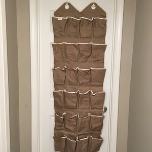 Michael Graves Over The Door Shoe Organizer